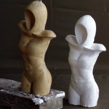 Woman 2015Gipgypsum plaster 13x25x8